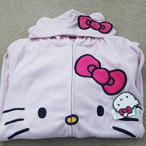 Hello Kitty Intimates & Sleepwear - Hello Kitty Pajama Onesie